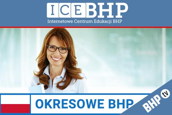 Szkolenie okresowe BHP dla  Nauczycieli szkół wyższych