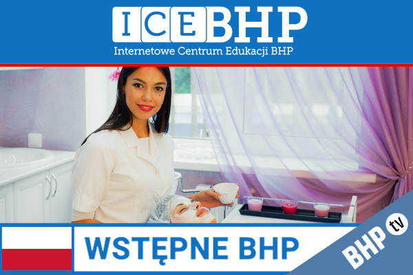 Szkolenie okresowe BHP dla  Szkolenie wstępne BHP dla pracowników branży usługowej